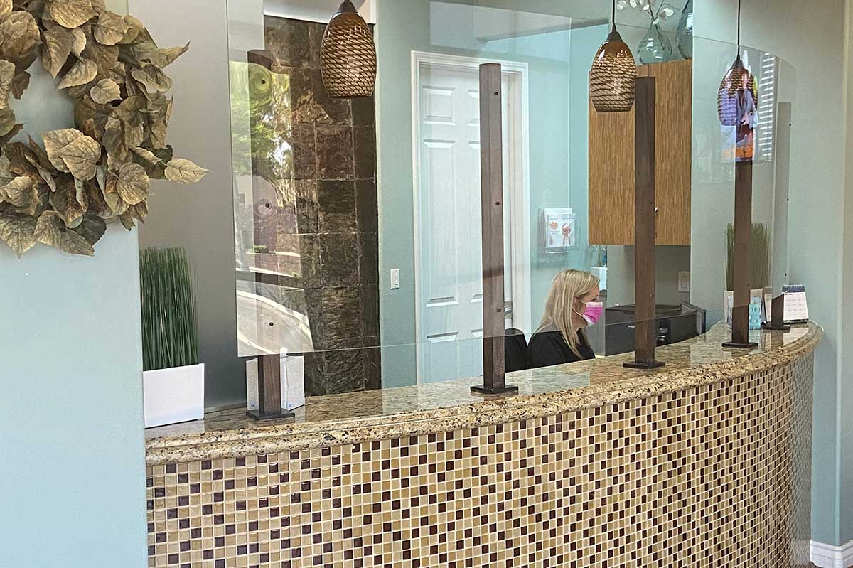 Summerlin Dentist Exam Office